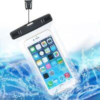 Imperméable Sous L'eau Coque Sacs Etanches Pochette Pour Téléphone Portable