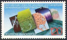 Allemagne 1983 Science/cartes/géophysique/géodésie/SATELLITE/géographie 1 V (n23576)