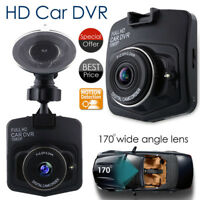 "GT300 2.4"" Full HD 1080P Car DVR Vehicle Camera Video Recorder Dash Cam Black US"