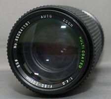 SEARS MC 80-200mm F4.0 AUTO ZOOM PENTAX Mount Film SLR Mirrorless Camera Lens