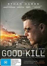 Good Kill (Dvd) Drama, Thriller Ethan Hawke, January Jones, Zoë Kravitz