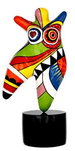 Molly Figur XL - Hommage an Niki de Saint Phalle - Nana Dolly dicke Frau 20673