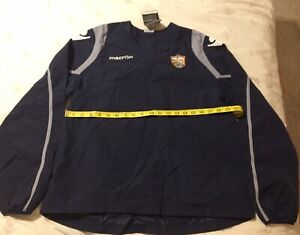 """Wakefield Trinity Wildcats New Tagged Training Cassacca 44"""" Chest Rugby League"""
