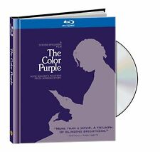 The Color Purple (Blu-ray Disc, 2011,book packg ) Danny Glover, Whoopi Goldberg