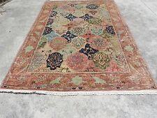 6x9ft. Beautiful Afghan Chobi Wool Rug