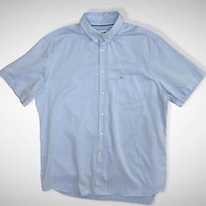 Lacoste Classic Blue Shirt w/Logo
