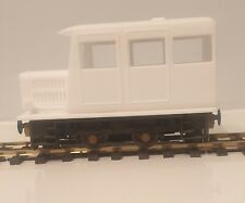 More details for 7mm narrow gauge - railbus  3d printed   with used hornby chassis.