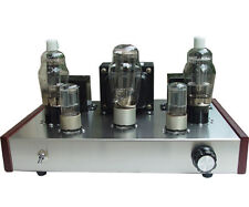 DIY kit FU-25+ 6N8P Class A vacuum tube amplifier kit tube AMP 10W+10W