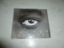 LUTHER VANDROSS - Your Secret Love - 1996 Austrian 4-track CD single
