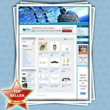 JEWELRY STORE - Complete Work-at-Home Affiliate Website - Amazon+Google+Dropship