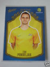 "2009-10 Select A-LEAGUE Trading cards ""SOCCEROOS"" TOM PONDELJAK #S28"