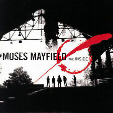 Brand New The Inside by Moses Mayfield CD, Mar-2007, Sealed 12 Songs