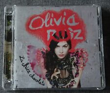 Olivia Ruiz, la chica chocolate, CD