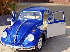 Beetle Kugel BJ 1967 blau Blechauto Auto Modellauto Kult Geschenk Idee Spielzeug