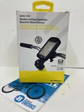 Scosche Handleit Pro Weather Resistant Handlebar Mount for Mobile Devices Nip