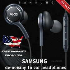 OEM Samsung Galaxy S8 S8+ AKG Ear Buds Headphones Headset EO-IG955 New