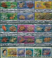 Cook Islands 1980 SG761-789 Corals 35c to $10 MNH