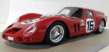 Coches deportivos y turismos de automodelismo y aeromodelismo resina Ferrari de escala 1:18