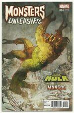 Monsters Unleashed #4 Sienkiewicz Variant Unread NM