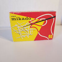 Original 1973 Mikado Skill Game, Jumbo Games Vintage Dutch Game Holland, Vintage