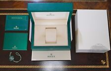 Rolex DEEP SEA Box Set Instruction and Warranty Booklets and Hang Tag