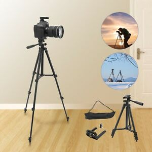 New Tripod Stand Mount For Digital Camera Camcorder Phone Holder iPhone DSLR SLR