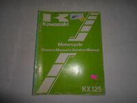 1980 1981 1982 1983 KAWASAKI KL250 KL 250 Service Shop ...