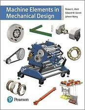 Machine Elements in Mechanical Design by Jyhwen Wang, Robert L. Mott