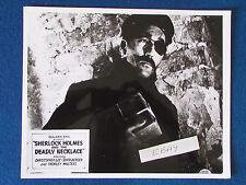 "Original Press Promo Photo - 10""x8""- Sherlock Holmes & the Deadly Necklace-1962"