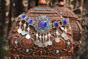 Vintage Afghani Matha Patti - Top Quality