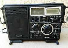 Panasonic RF-2900 AM/FM/Shortwave radio
