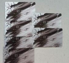 RFID BLOCKING CARD PROTECTOR CardShield™ 6 x credit card blocking cards
