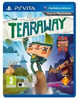 Tearaway PS Vita (PSVita) MINT - 1st Class FAST Delivery