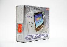 Nintendo Game Boy Advance Platinum (GBA) - Brand New Sealed / Neuf Scellé