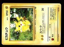 POKEMON JAPANESE JAPONAISE CARTE N° 025 PIKACHU Jungle .... NM