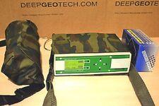 Magnetometer Deepgeotech WITH THE  GPS SYSTEM глубина  для поиска до 25 метров