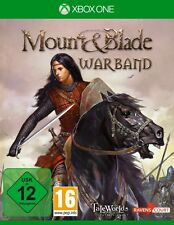 Xbox One Mount and Blade Warband Top Zustand