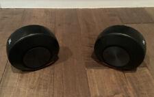 JBL Pebbles Black Bus Powered Built-in DAC USB Plug & Play PC Speakers