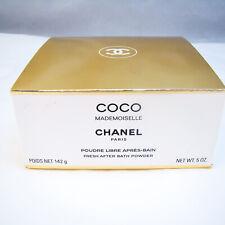 Chanel COCO MADEMOISELLE Fresh After-Bath Powder 5 oz 142 g NEW NIB imp RARE