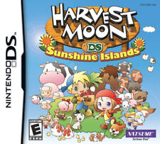 Harvest Moon: Sunshine Islands NDS New Nintendo DS