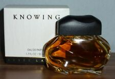 *** VINTAGE *** ESTÉE LAUDER KNOWING - Eau de Parfum Splash 50 ml