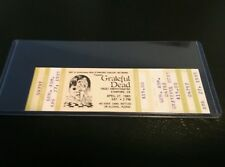 Grateful Dead, Unused Mail Order, Ticket , 04/27/1985, Rare, Frost Amp