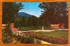 Elizabethtown New York The Colonial Garden Of Essex County Postcard K24