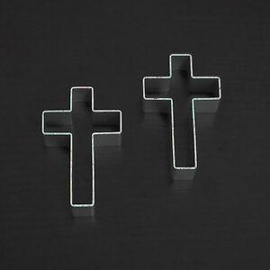 Holy Cross Shape Sugar Cookie Cutter Mold Cake Decorating Fondant Gum Paste Tool