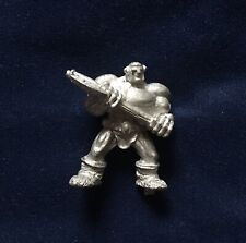 Citadel / Oldhammer / Thrud the barbarian / Rare / Exclusive / Warhammer