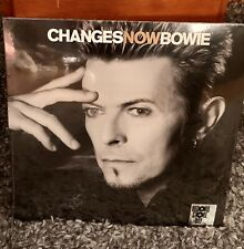 DAVID BOWIE Changes Now Ltd Vinyl LP NEW SEALED Record Store Day 2020