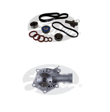 GATES TIMING BELT Water Pump KIT MITSUBISHI LANCER CH 2.4 litre 4G69 2005-2007