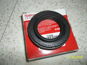 Axle Shaft Seal Front National 710548