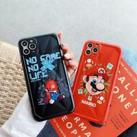 NEW Supermario Game Boy Phone Case Cover For iPhone 11 Pro Max XR Xs SE 7 8 Plus