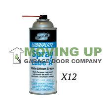 Lubriplate L0034-063 Spray Lube A Case of 12